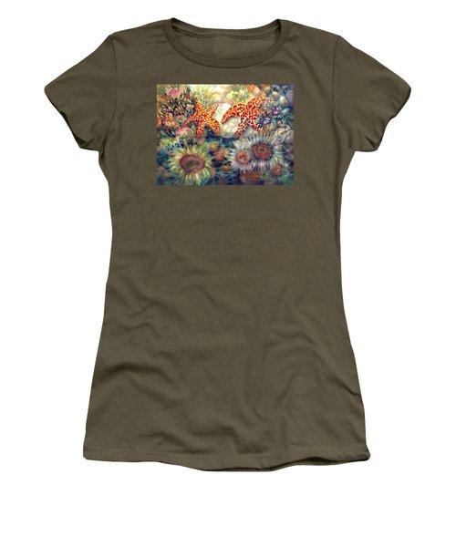 Tidal Pool II Women's T-Shirt