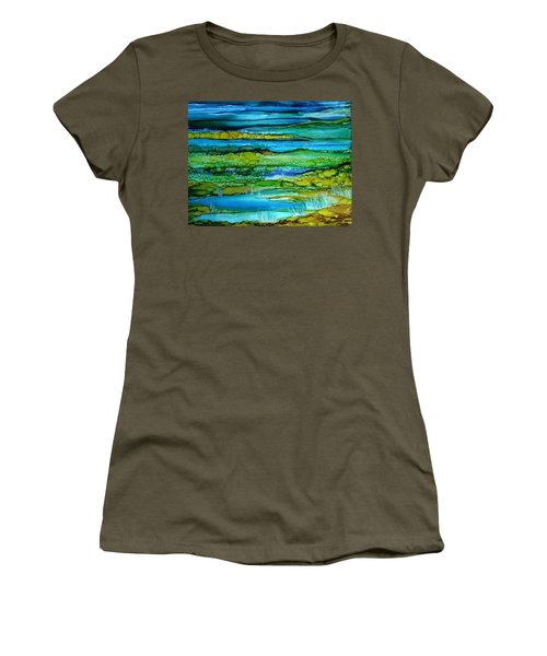 Tidal Pools Women's T-Shirt