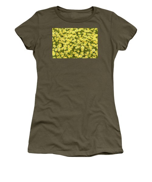Women's T-Shirt (Junior Cut) featuring the photograph Tidy Tips by Marc Crumpler