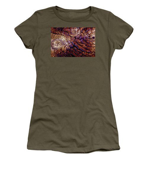 Tied Up In Knots Women's T-Shirt (Athletic Fit)