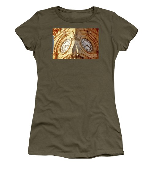 Time On My Side Women's T-Shirt