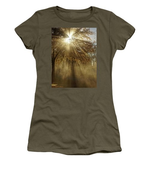 To Catch A Ray Of Sunlight Women's T-Shirt (Athletic Fit)