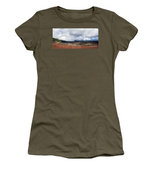 To The East Side Women's T-Shirt (Junior Cut) by Giuseppe Torre