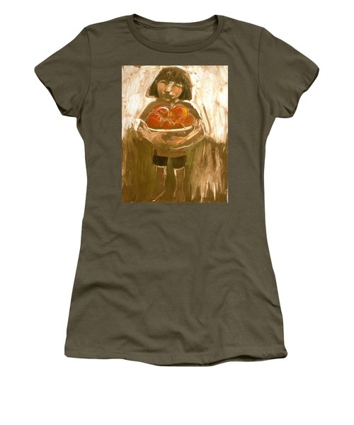 Tomato Girl Women's T-Shirt
