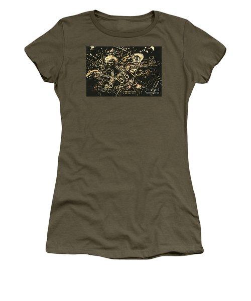 Tones Of Hard Rock Women's T-Shirt