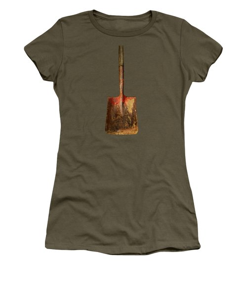 Tools On Wood 2 Women's T-Shirt