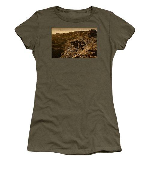 Top Of The Hill Women's T-Shirt