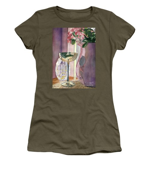 Top Of The Stairs Women's T-Shirt