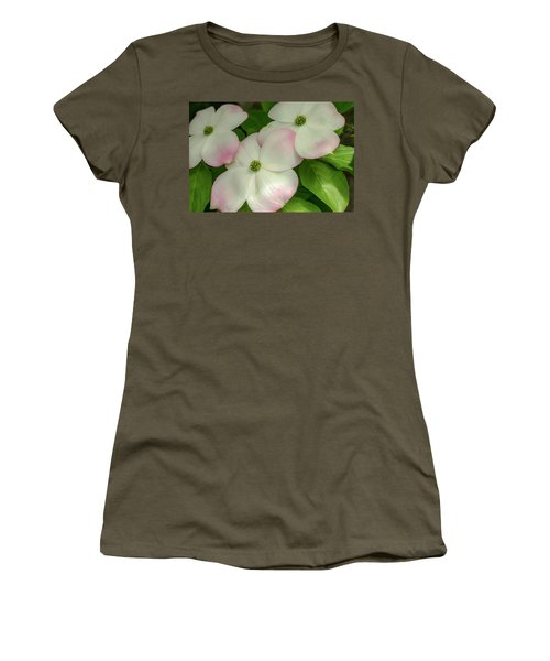 Touch Of Pink2 Women's T-Shirt