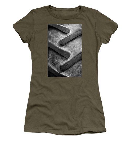 Tractor Tread Women's T-Shirt