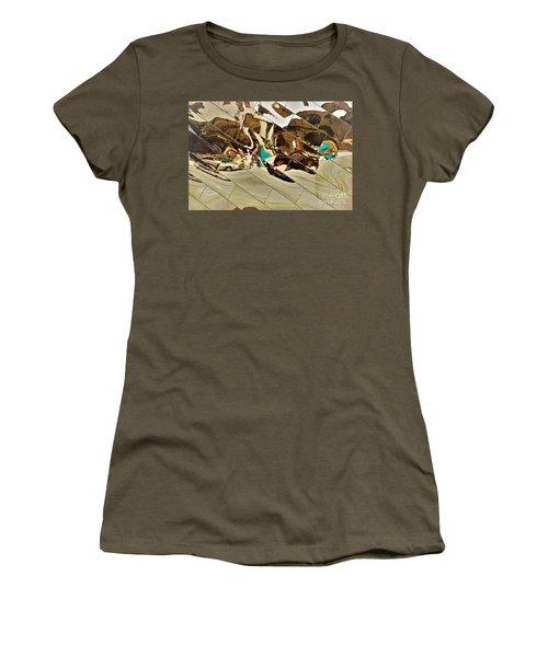 Traffic Along Euclid, Cleveland Women's T-Shirt