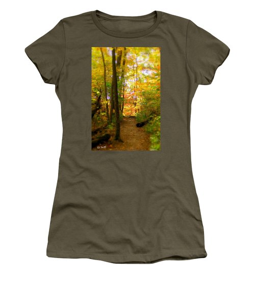 Trailhead Light Women's T-Shirt (Athletic Fit)