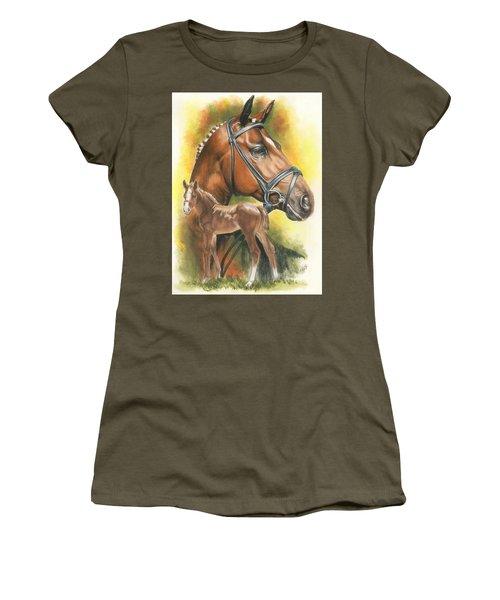 Trakehner Women's T-Shirt