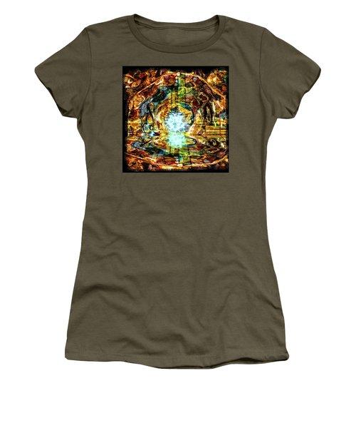 Transmutation Women's T-Shirt (Athletic Fit)