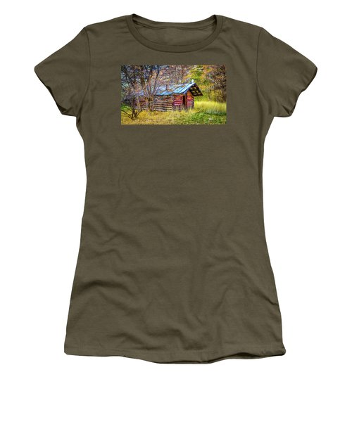 Trappers Cabin Women's T-Shirt