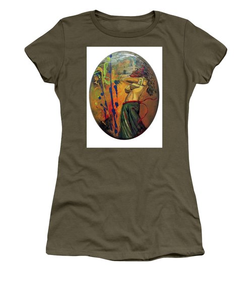Trayectos Women's T-Shirt