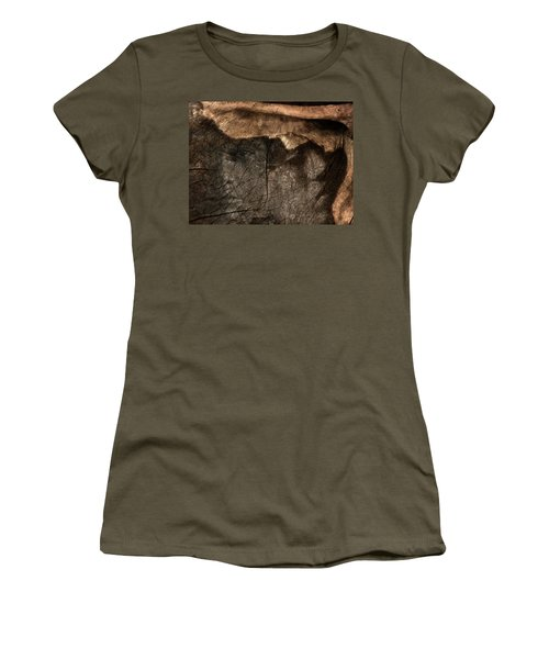 Women's T-Shirt (Junior Cut) featuring the photograph Tree Memories # 29 by Ed Hall