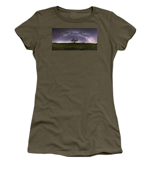 Tree Of Serenity  Women's T-Shirt