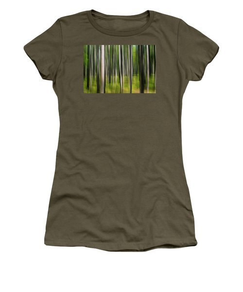 Tree Painting Women's T-Shirt