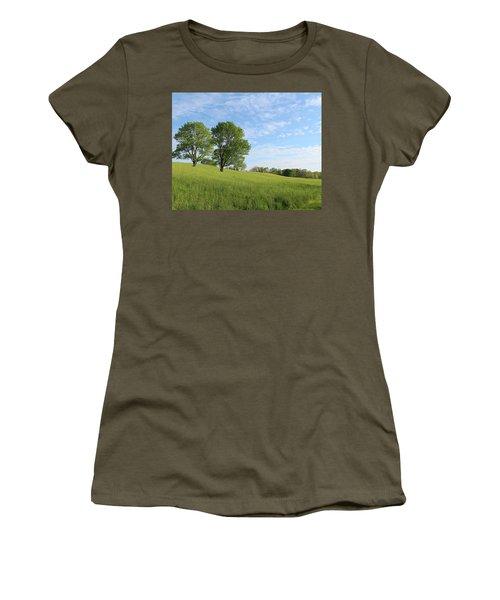 Summer Trees 3 Women's T-Shirt