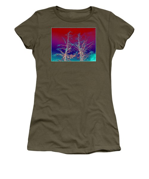 Treetops 4 Women's T-Shirt