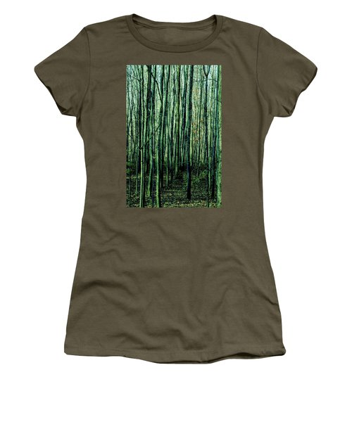 Treez Green Women's T-Shirt