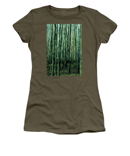 Treez Green Women's T-Shirt