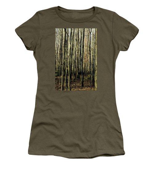 Treez Yellow Women's T-Shirt