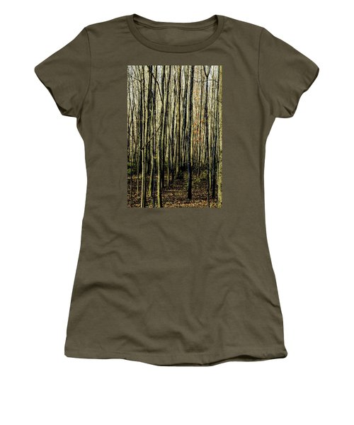 Treez Yellow Women's T-Shirt