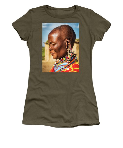 Tribal Traditions Women's T-Shirt (Athletic Fit)