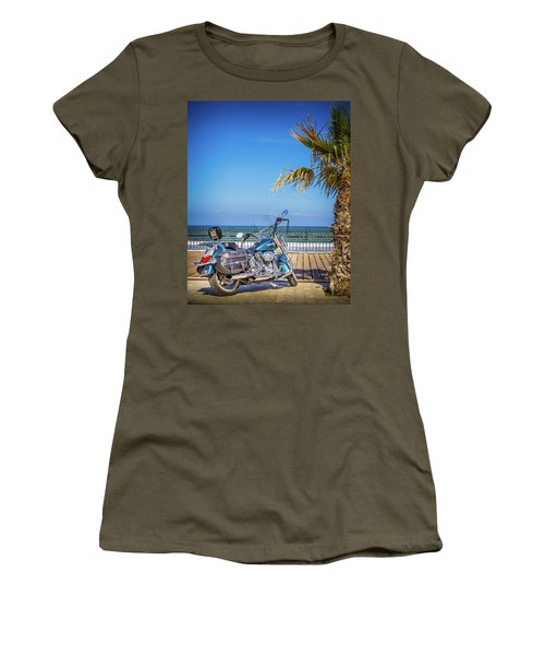 Trip To The Sea. Women's T-Shirt