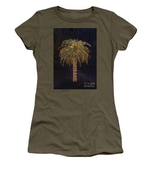 Tropical Christmas Women's T-Shirt