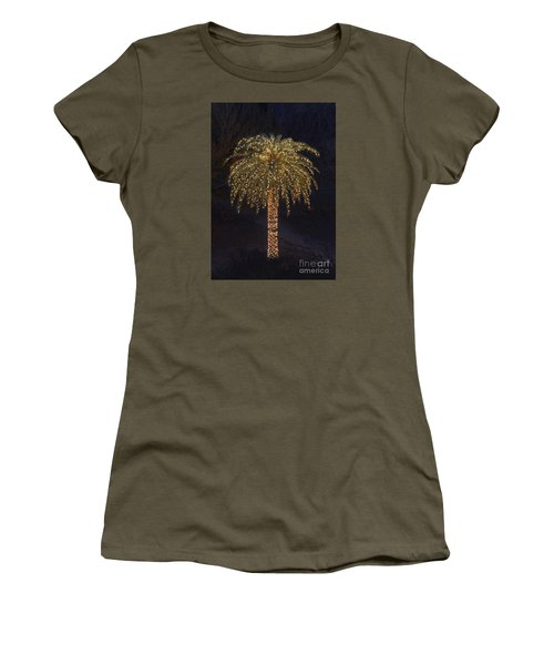 Tropical Christmas Women's T-Shirt
