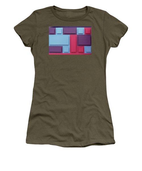 Tropical Composition Women's T-Shirt