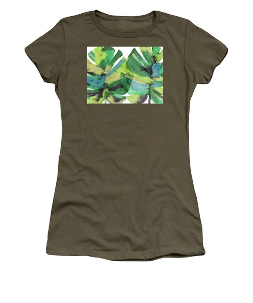 Tropical Dreams 1- Art By Linda Woods Women's T-Shirt