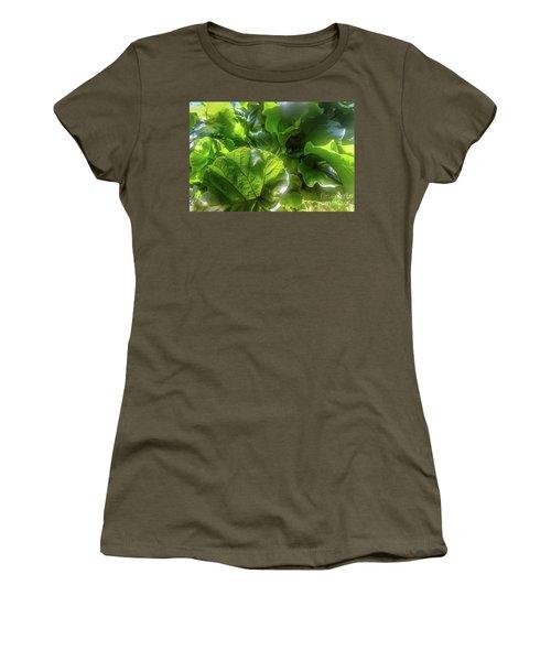Tropical Forest Women's T-Shirt