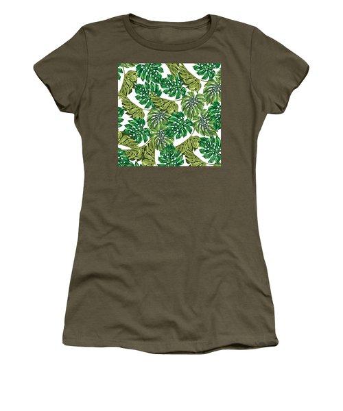 Tropical Haven  Women's T-Shirt