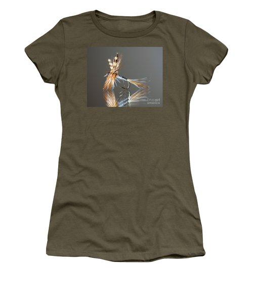 Trout Fly 2 Women's T-Shirt (Junior Cut)