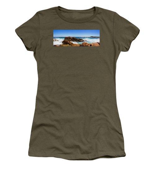 True Blue Aussie Coastline Women's T-Shirt
