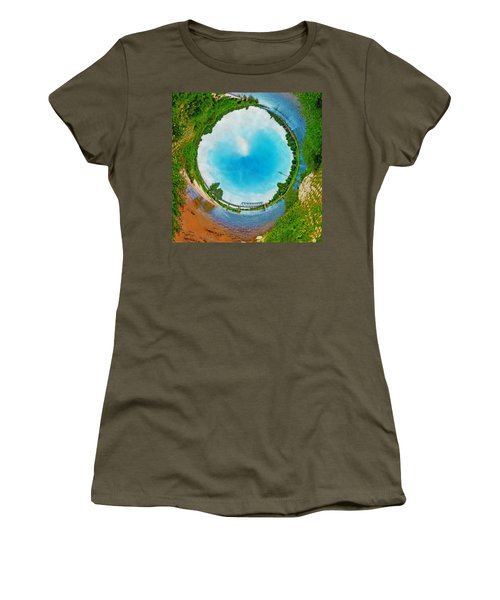Tubular Panorama Deventer Women's T-Shirt