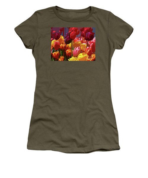 Tulip Confusion Women's T-Shirt