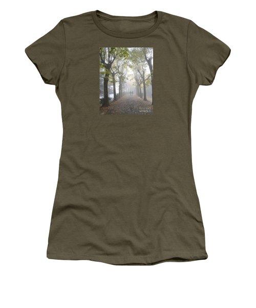 Tuscany Love Women's T-Shirt (Junior Cut) by Rebecca Margraf