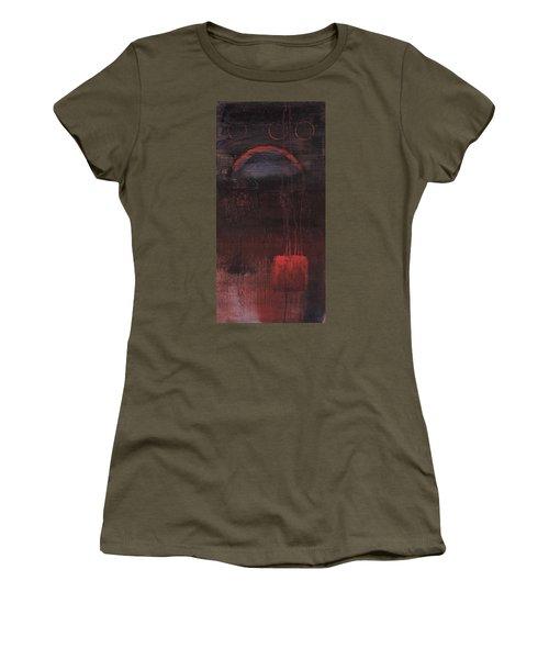 Twelfth Level Of Consciousness - Art By Bill Tomsa Women's T-Shirt