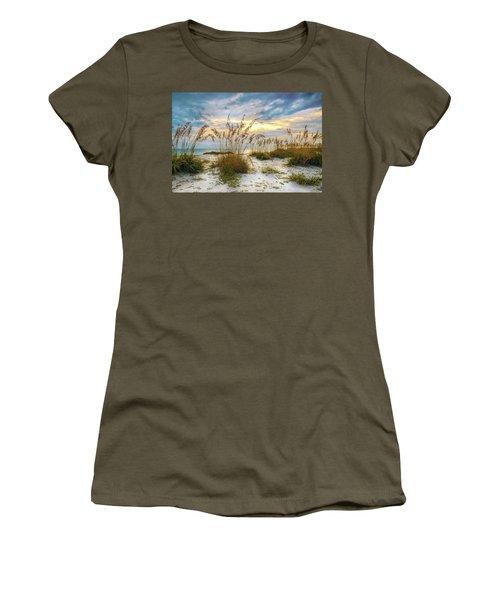 Twilight Sea Oats Women's T-Shirt