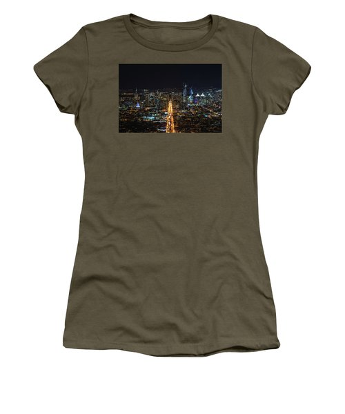 Twin Peaks Women's T-Shirt (Athletic Fit)