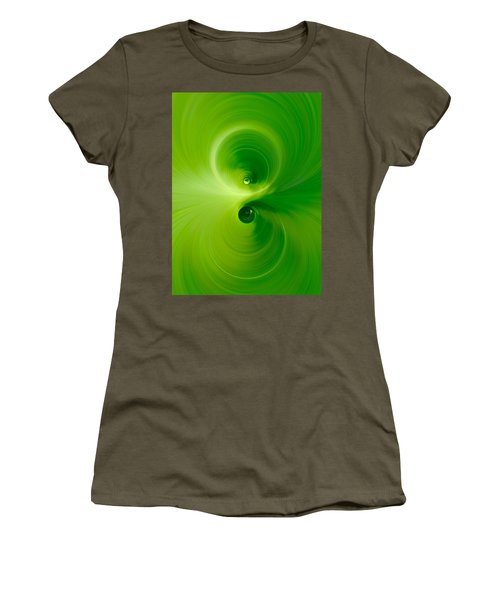 Twist Women's T-Shirt (Junior Cut) by Andre Brands