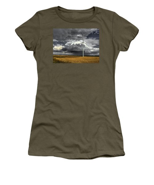 Two Tone Women's T-Shirt