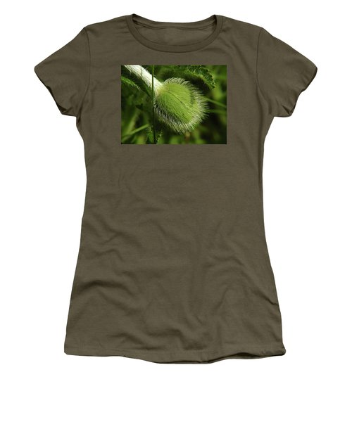 Unborn Poppy Women's T-Shirt