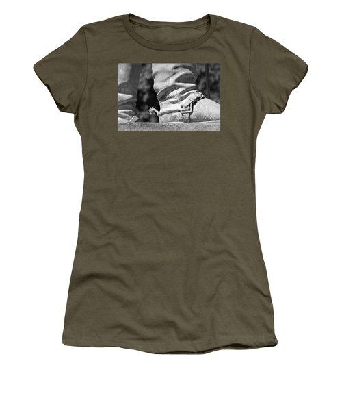 Uncle John's Spurs Women's T-Shirt