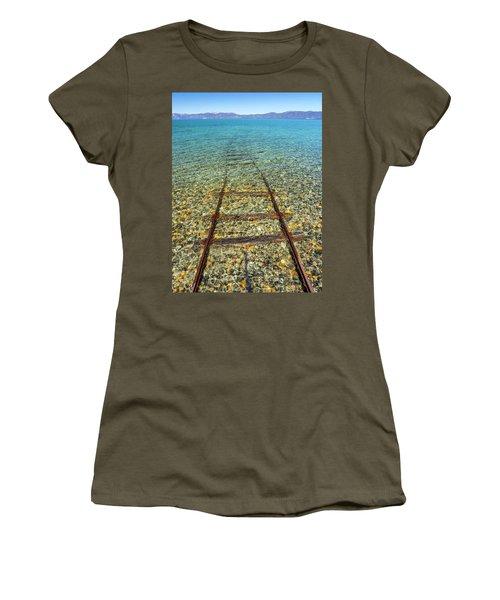 Underwater Railroad Women's T-Shirt